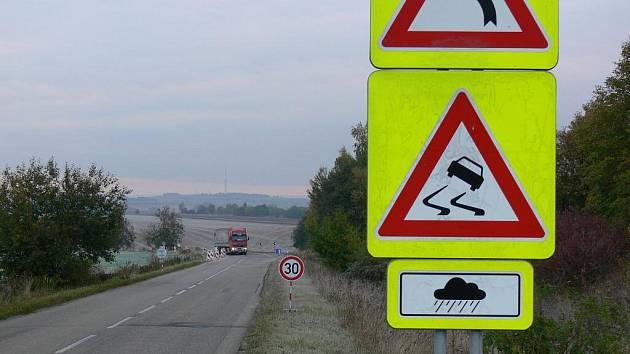 Zatáčka smrti u Brodku u Prostějova