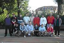 Účastníci Novák Cupu
