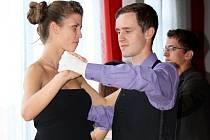 Taneční kurzy v Prostějově. Ilustrační foto