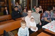 Vítání nových občánků na prostějovské radnici - 14. 3. 2019