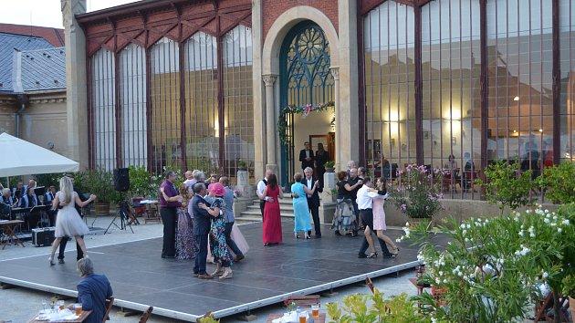 Romantika v Čechách pod Kosířem