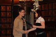 Mladí angličtináři si na prostějovské radnici převzali mezinárodní certifikáty