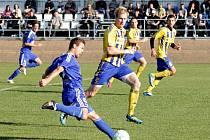 1. SK Prostějov – Uničov 3:1 (0:0)
