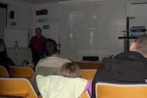 Noc vědců v prostějovské hvězdárně