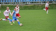 Fotbal, MSFL, 8. kolo: 1. SK Prostějov – TJ Valašské Meziříčí 4:1 (0:1)