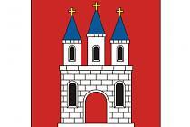 Nová vlajka Kostelce na Hané