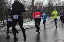 40. ročník zimního běhu přes Kosíř