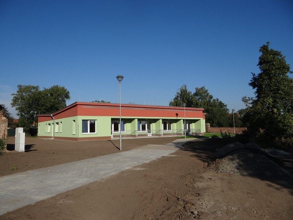 Dům s pečovatelskou službou ve Vrbátkách