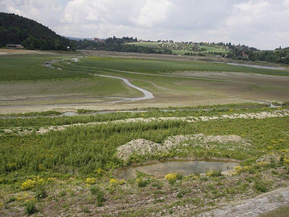 Plumlovská přehrada 18. května 2011