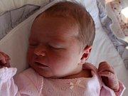 Zoe Coufalová, Prostějov, narozena 21. dubna, 53 cm, 3650 g