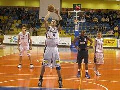 Prostějovští basketbalisté prohráli s Kolínem.
