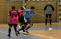 Futsal. Ilustrační foto.
