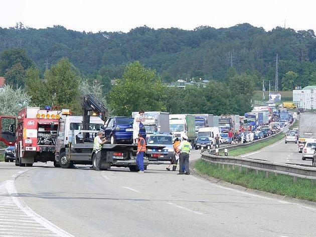 Nehoda felicie u Držovic