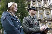 Zámek v Plumlově hostí armády z 2. světové války