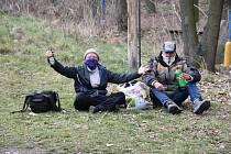 Bezdomovci. Ilustrační foto