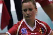 Místo Kathleen Weissové (na snímku) míří do Prostějova Němka Mareike Hindriksen
