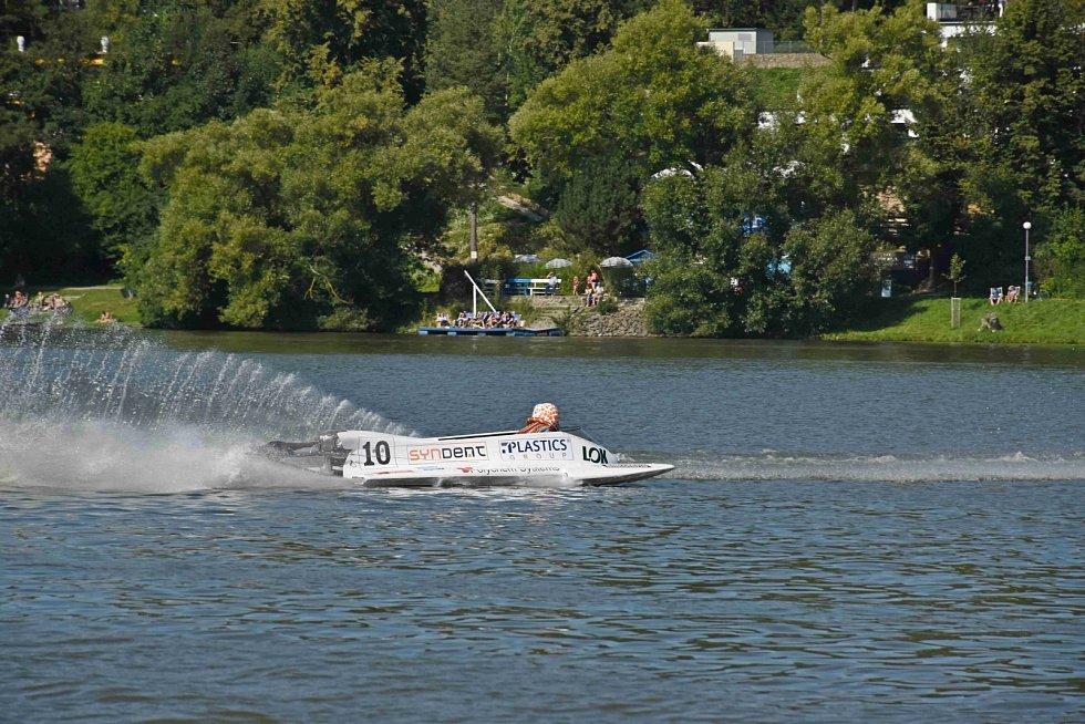 Mistrovství světa motorových člunů, 4. - 5. září 2021, Jedovnice.