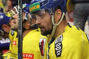 Hokejista Milan Procházka.