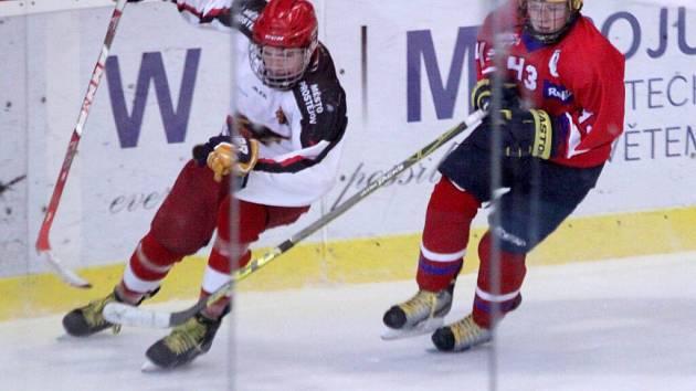 Turnaj šestnáctiletých hokejistů v Prostějově