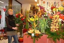 K Valentýnu patří květiny