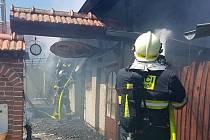 Požár v Hrdibořicích, 29.7.2020