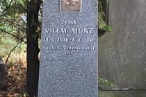 Prostějovská radnice pořídila válečnému hrdinovi vlastní náhrobek.