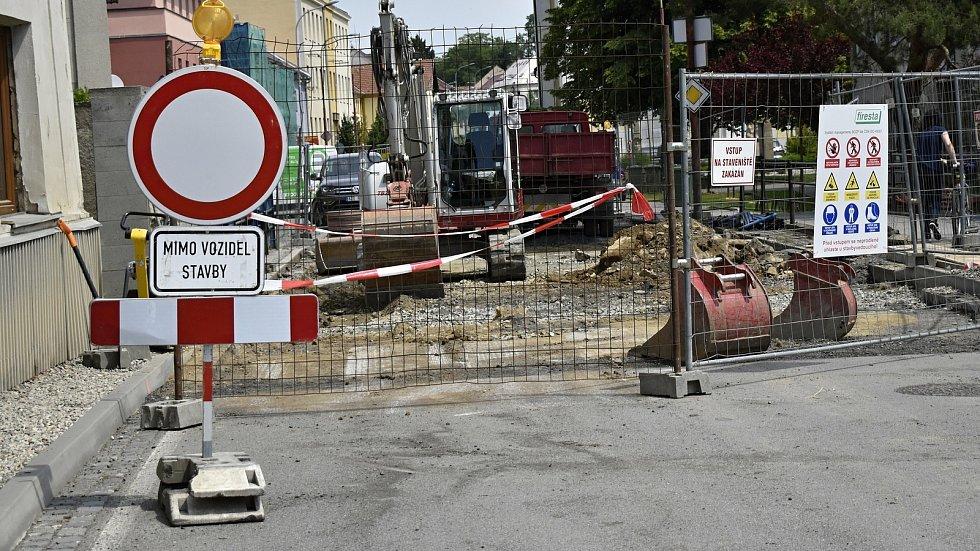 Průjezd Brodkem u Prostějova uzavřen do 20.9. 2020