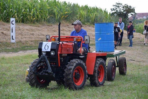 traktorpárty - Suchdol