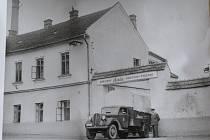 Předchůdce Galy  vroce  1948. Vnárodním podniku Baťa se vyráběly především papuče a houněná obuv.