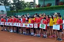 Tenisové mistrovství světa družstev začalo