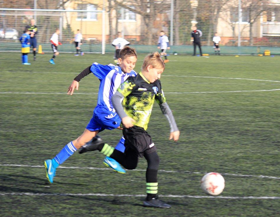 V Prostějově se v neděli 17. listopadu odehrál fotbalový turnaj kategorie U11 za účastí týmů z Olomouce, Přerova, Šumperka nebo Jesence. 17.11. 2019