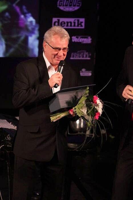 Předávání cen Sportovec Olomouckého kraje 2012: Petr Uličný