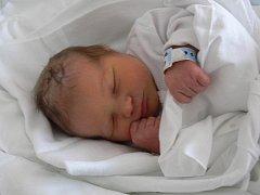 Filip Křupka, Budětsko, narozen 28. prosince, 49 cm, 3000 g