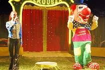 Cirkus Rudolf Berousek. Ilustrační foto