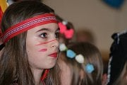 Hurá do cirkusu - dětský maškarní karneval v Žárovicích 2019