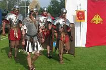 Římské gladiátorské hry v Kladkách