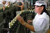 Prostějovská likérka. Ilustrační foto
