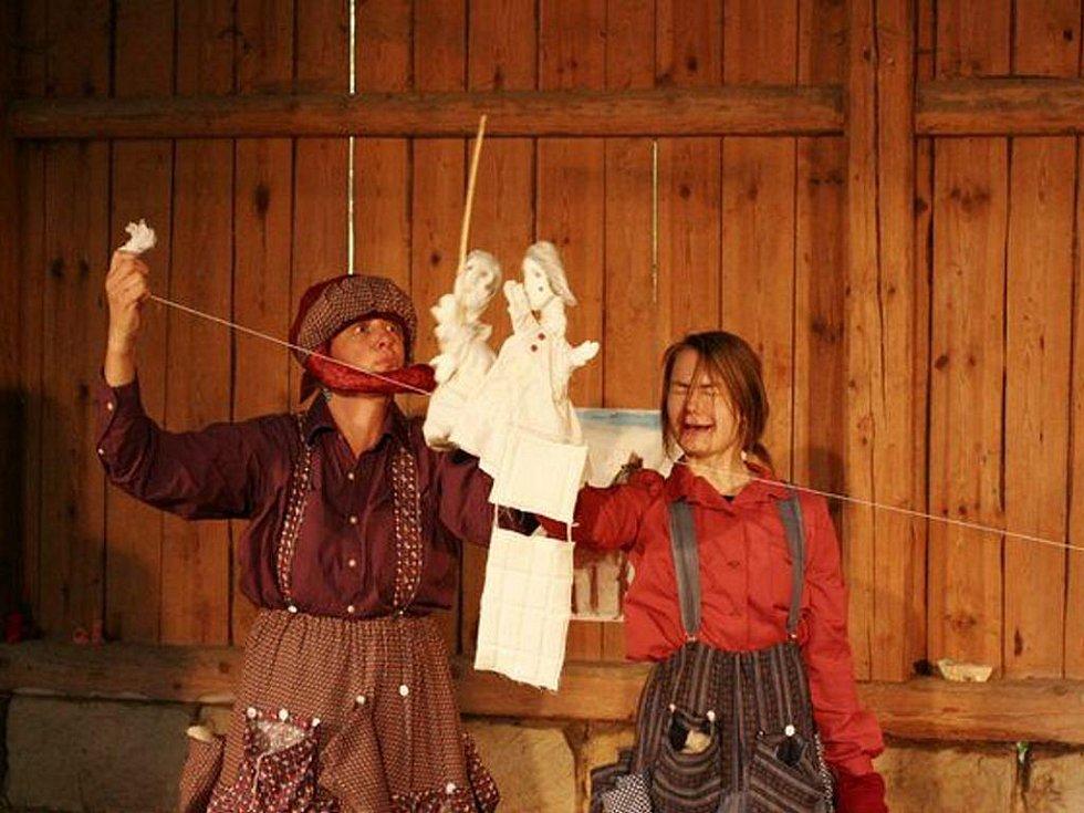 Na festivalu v Konici vystoupí i divadelní soubor Tichý jelen z Roztok u Prahy