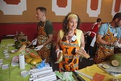 Afrika bez obalu v prostějovské restauraci H-Club