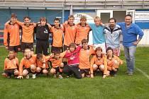 Vítězný tým Otaslavic