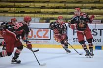 Hokejisté Prostějova