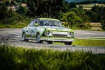 Posádka Team Green Motorsport.