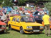 2. Moravské setkání motorek a automobilů RVHP