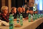 Zlatá jehla 2015 v Prostějově