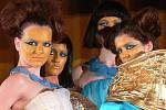 Cenu v kategorii Návraty získala kolekce Za zdmi Luxoru ze Střední školy oděvní v Prostějově
