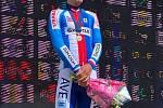 Mistrovství Evropy - 2. místo - Pavel Bittner Mapei Cyklo Kaňkovský - Olomouc