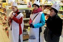 Tříkráloví koledníci v Prostějově