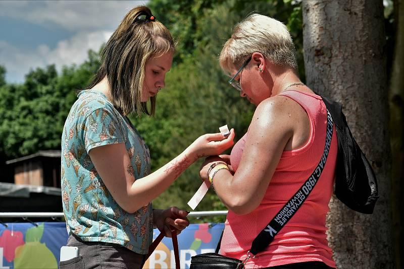Help Tuning Cup v plumlovském autokempu Žralok, 6. 6. 2021