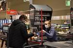 Nová prodejna Lidlu přivítala v pondělí své první zákazníky. 7.12. 2020