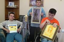 Dílka handicapovaných dětí z prostějovského Tetína